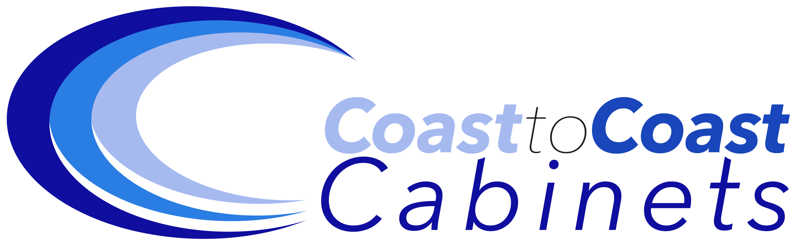 coast to coast cabinets logo kitchen and bathroom cabinets